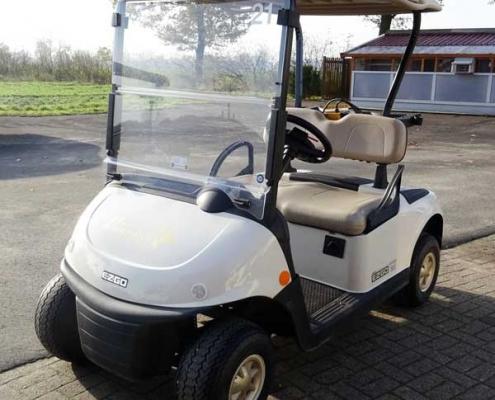 Golfcarts-gebraucht-RXV-weiss-links-nr1