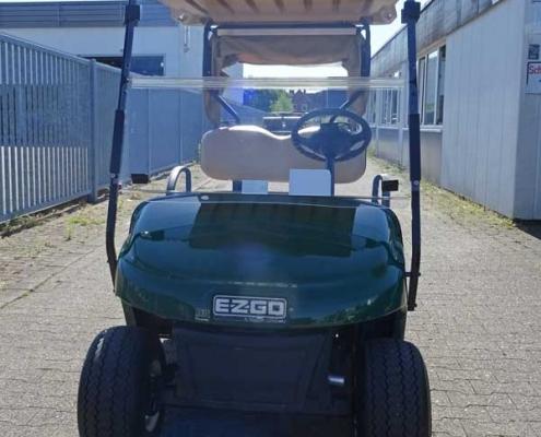 gebrauchte-golfcarts-TXT-grün-front