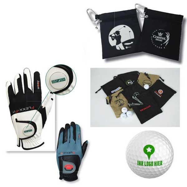 GolfTech-Logo-Produkte